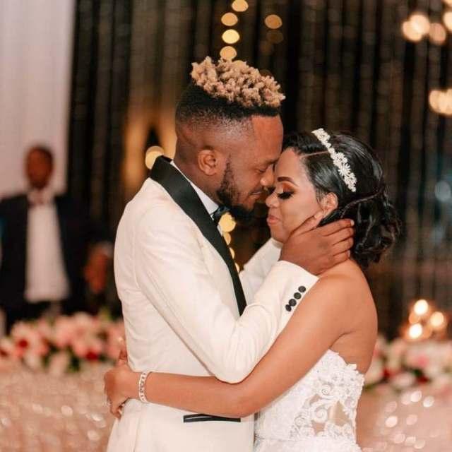 Kwesta and wife celebrate 2nd year wedding anniversary