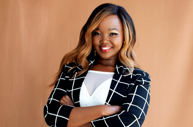 Selimathunzi presenter Zanele Potelwa opens up on her personal life