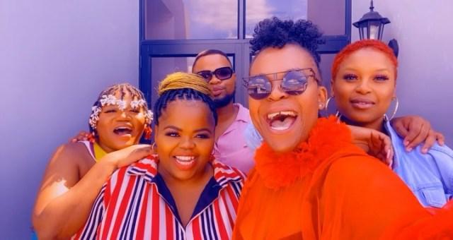 Watch: Zodwa Wabantu appreciates Busiswa's friendship