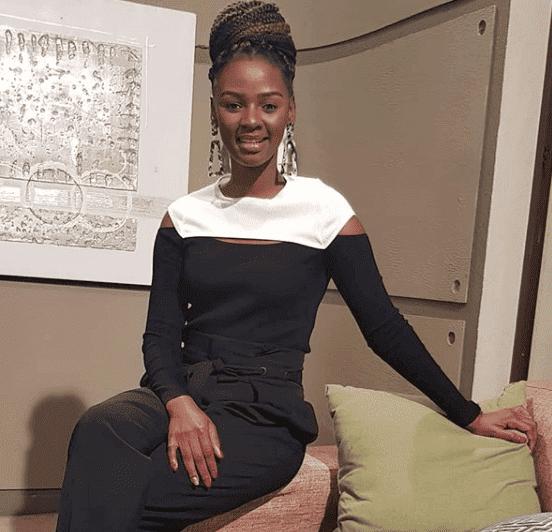 Muvhango actress Zonke Mchunu (Imani) beaten at shopping mall for stealing people's husbands