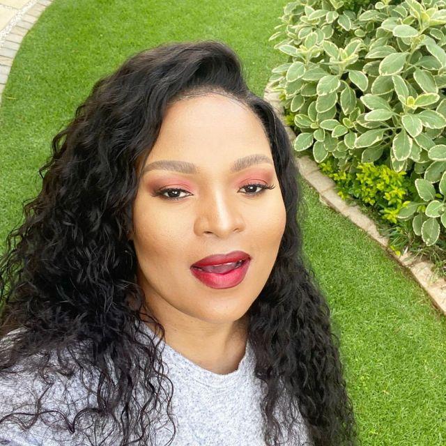 Happy Birthday to singer Bucie Nkomo who turns 34 today