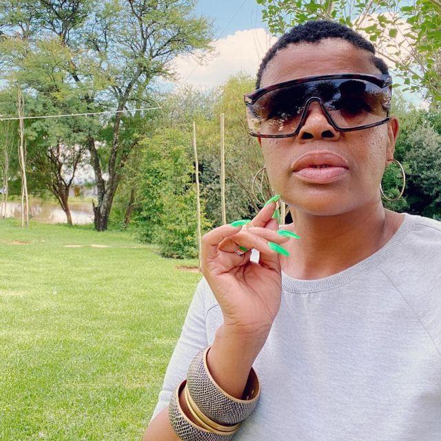 Singer Candy Tsa Mandebele hits rock bottom, moves back to the rural area