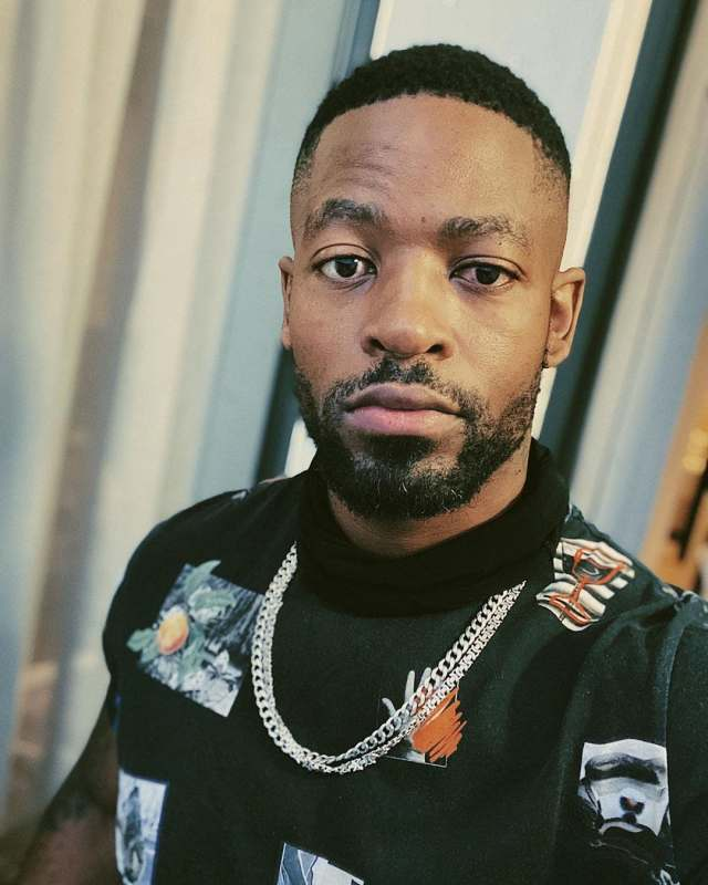 Prince Kaybee Joins #FeesMustFall Protests