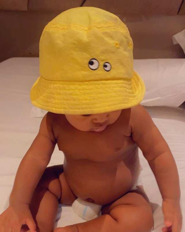 Cassper Nyovest Finally Shows His Son's Face – Photo