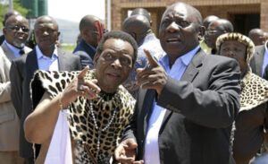 President Ramaphosa declares official funeral for King Zwelithini