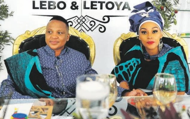 Drama as Generations actress Letoya Makhene allegedly fails to pay R2000 restaurant bill, her wife Lebo runs away