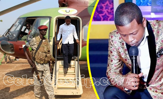 Government officials who helped Prophet Shepherd Bushiri and wife escape found