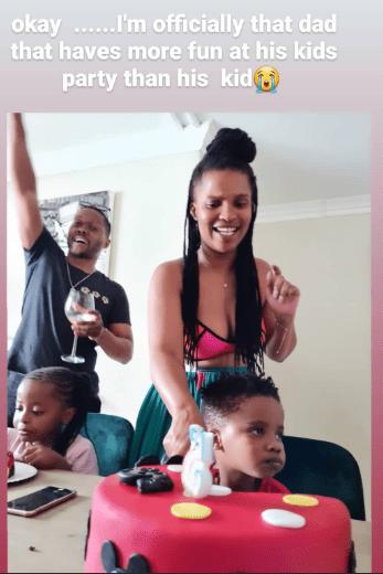 Inside VK Tshwete's 5th Birthday – Photos