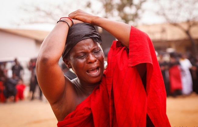 SHOCKING: Men to rape their own sisters and even biological mother at gunpoint