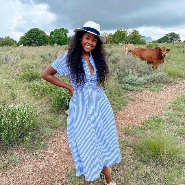 Gettting To Know Durban Gen Actress Lerato Nxumalo aka Dr Lithuli