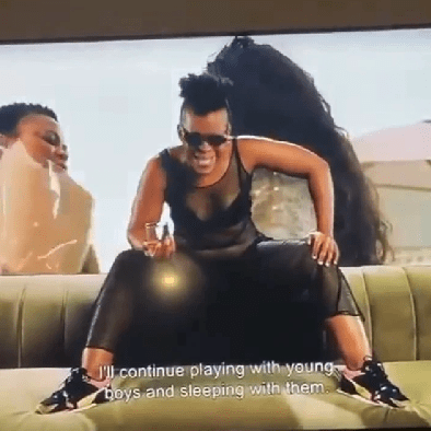 Zodwa Wabantu: I will still continue to sleep with Ben 10s