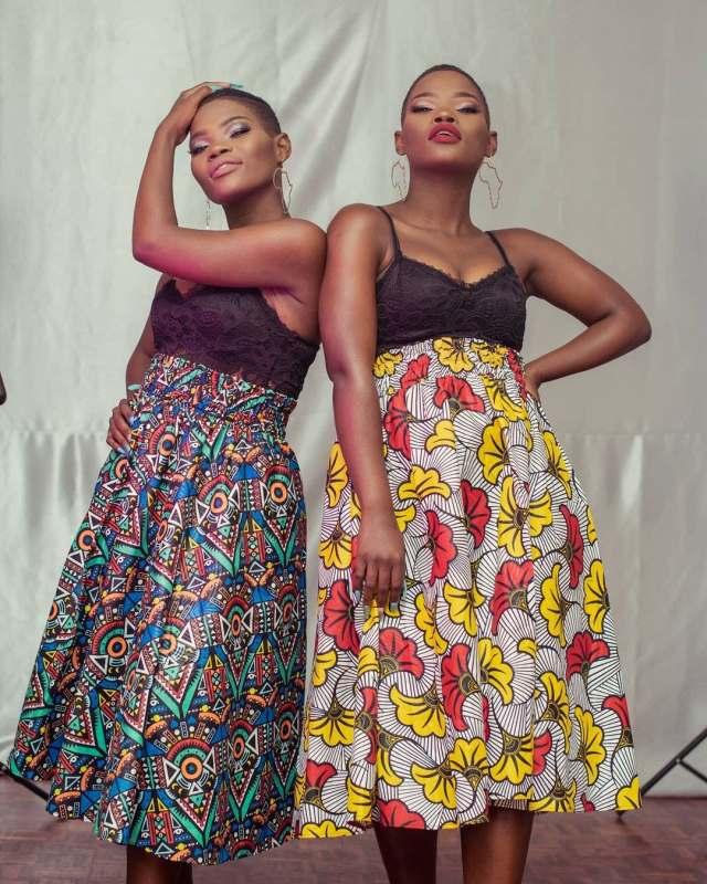 Qwabe Twin's Hamba hits 10million views on YouTube`