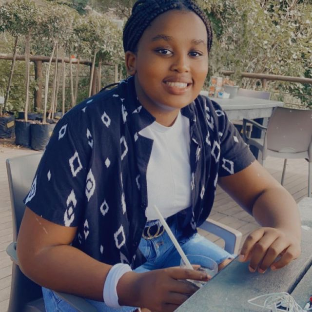 Sfiso Ncwane's baby mama Nonku, pens sweet message for their daughter turns 14