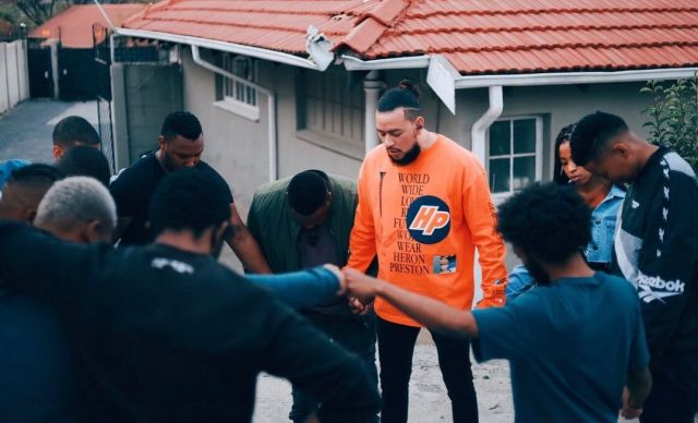 AKA, L Tido and others gather to pay tribute to Nellie Tembe in prayer