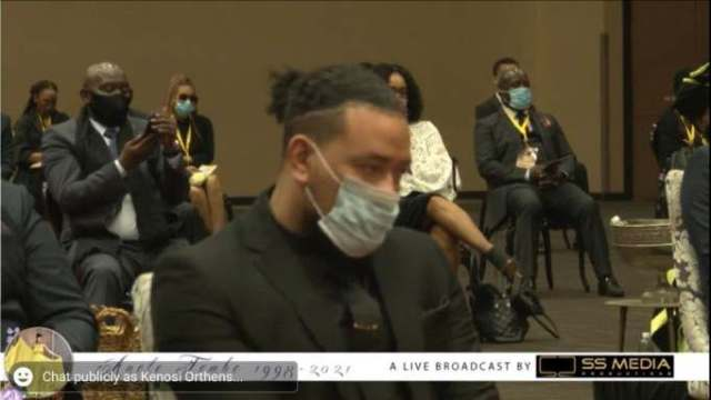 Touching video of AKA during Nelli's funeral service – WATCH