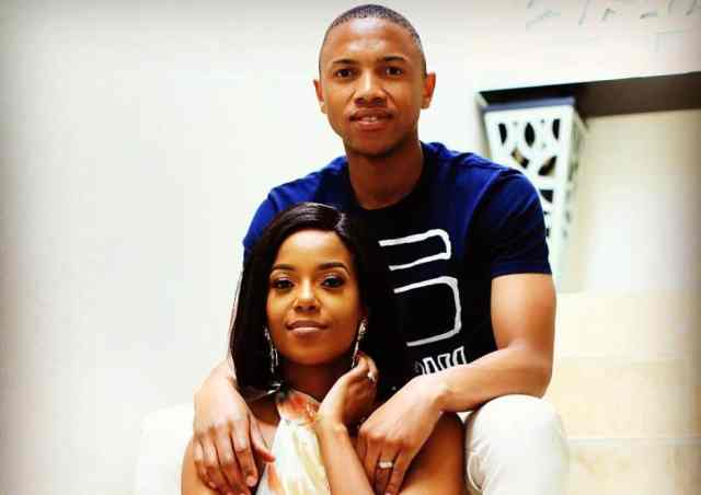Mzansi in shock as Andile Jali and wife's age difference is revealed