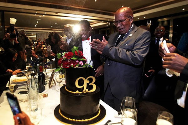 Total disaster: SABC can't find the last interview it recorded with struggle veteran Andrew Mlangeni