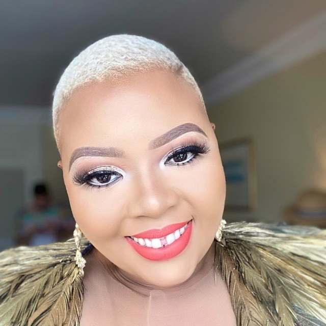 Radio and Tv personality Anele Mdoda Survives her Nightmare Vacation