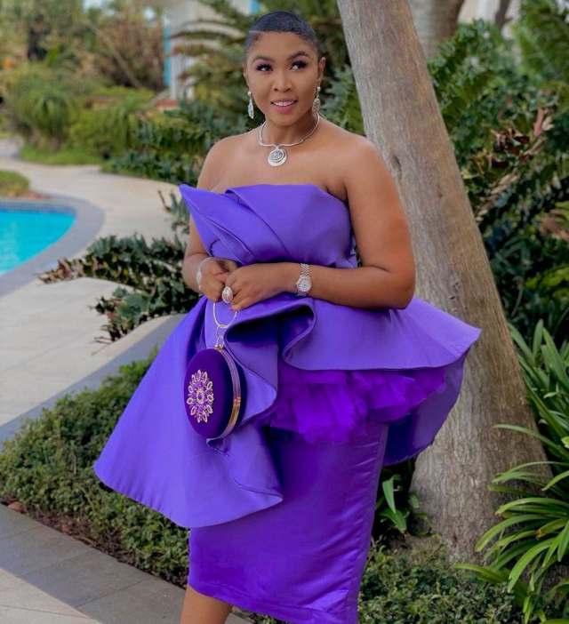 Ayanda Ncwane wins international award the same day she buried her mother