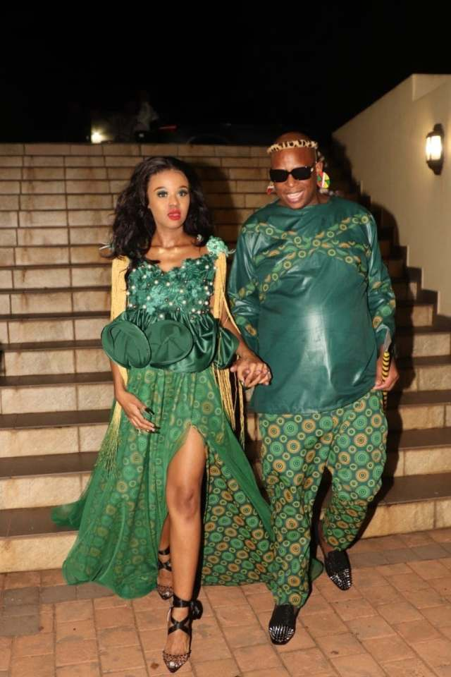I am pregnant, whether she likes it or not – Babes Wodumo responds to Mampintsha's mom, things heat up