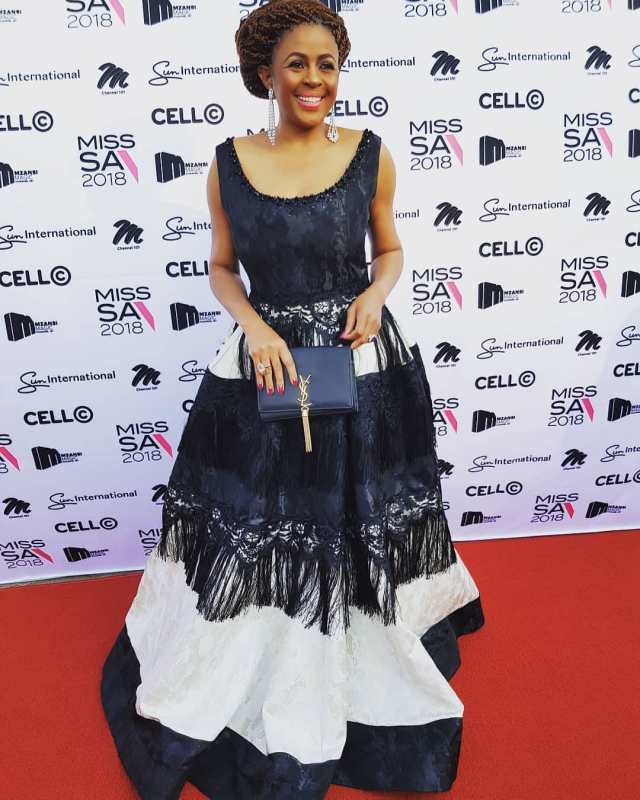 Basetsana Kumalo pens sweet birthday message to her son Nkosinathi