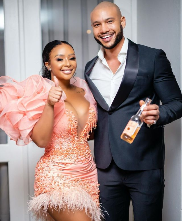 He is too cute for Her – Mzansi have their say on Boity's alleged bae