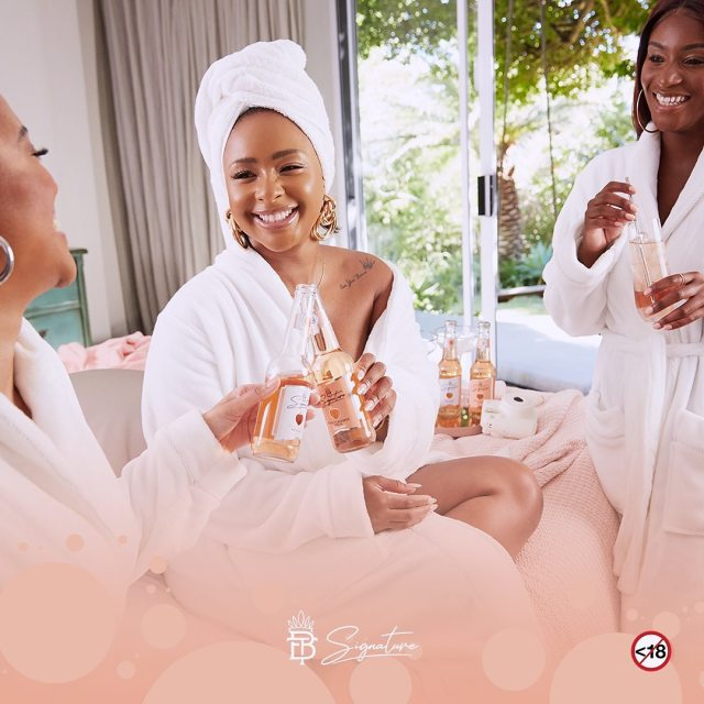 Boity Thulo celebrates another win