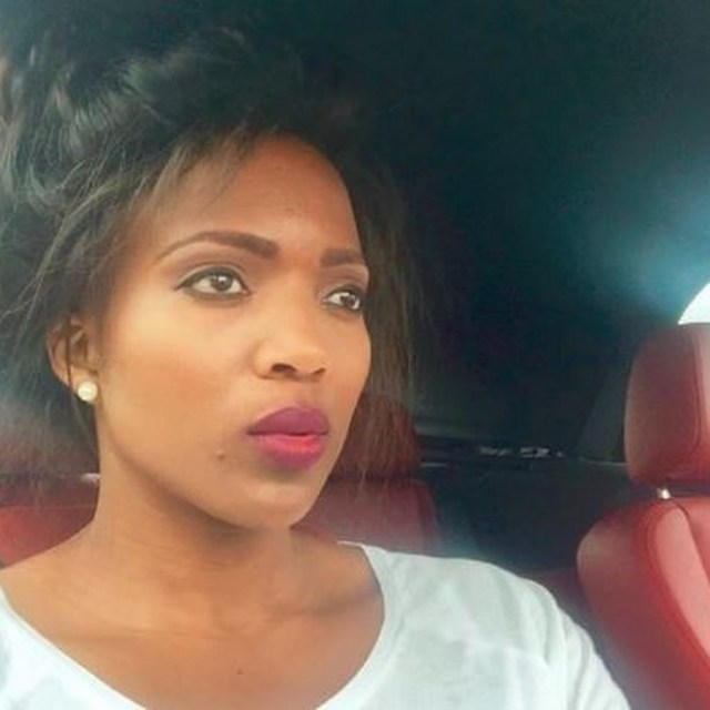 Actress Brenda Mhlongo's hubby marries a side chick behind her back