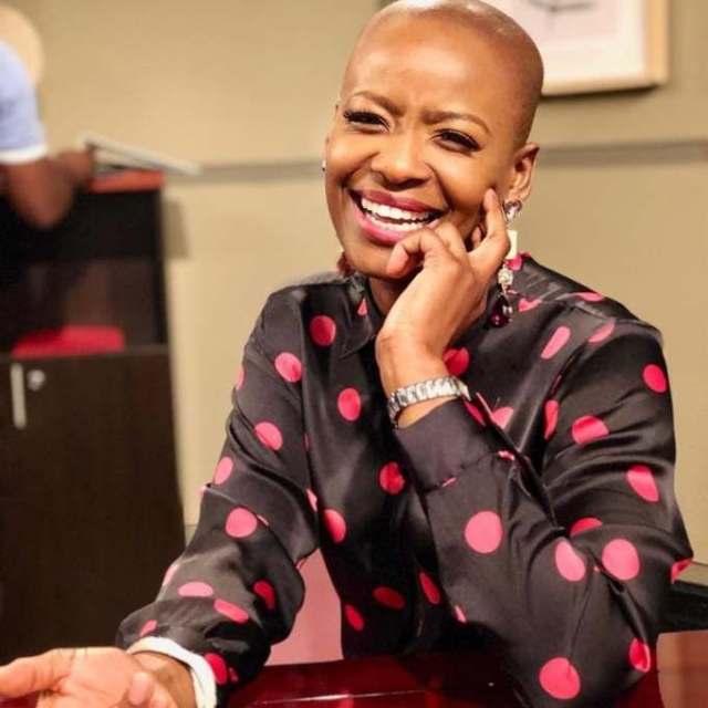Gugu (Bukamina Cebekhulu) from Muvhango speaks on never having friends like actress Zonke Mchunu (Imani)