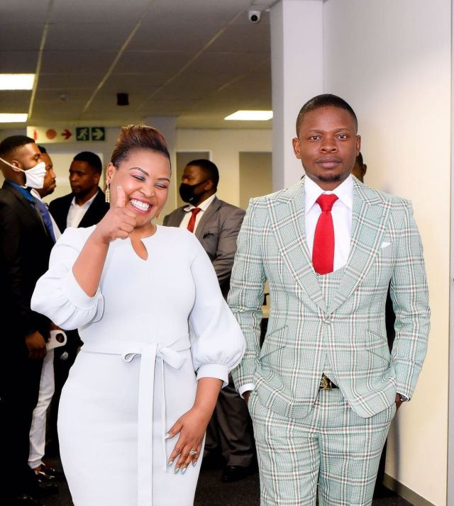 Age Gap between Prophet Bushiri and his Wife Mary leaves Mzansi Speechless