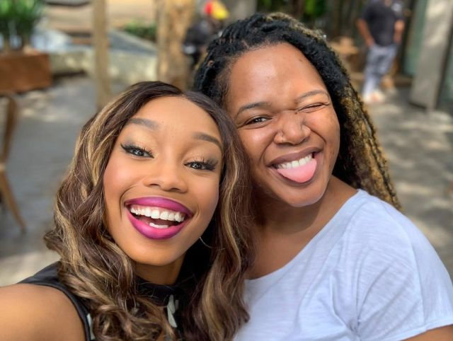 Actress Candice Modiselle's gig with 'The Queen' ends