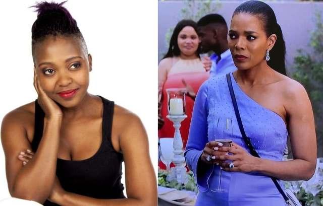 Did Connie Ferguson end actress Kagiso Rakosa's (Sharon's) career over affair with Shona?