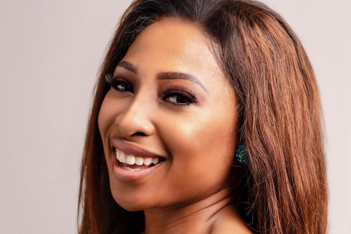The Queen actress Enhle Mbali Appointed Ambassador Of The Winnie Mandela Cup