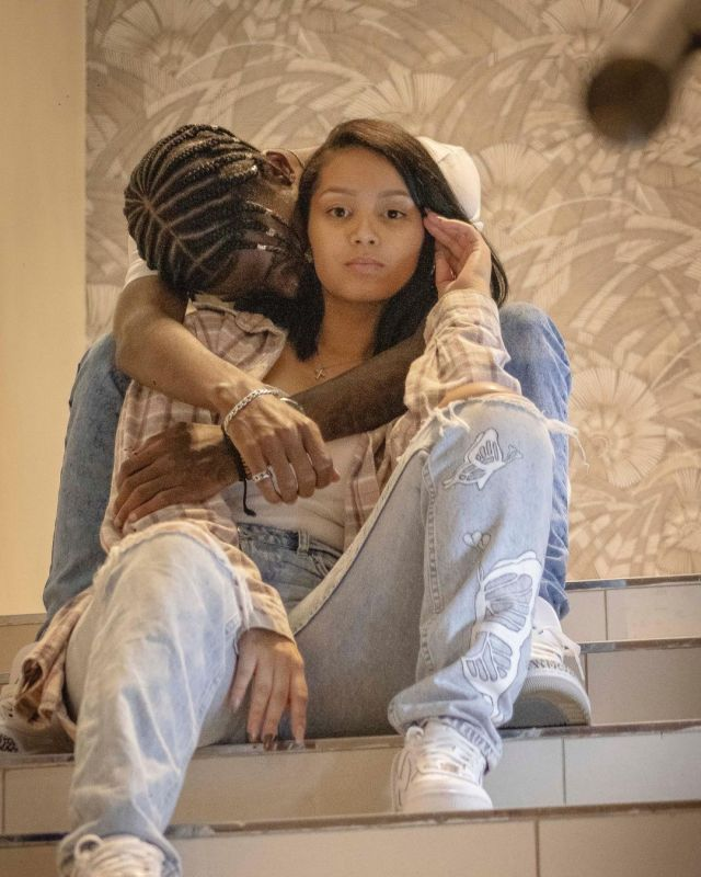 Rapper Flvme breaks up with new bae Gabrielle