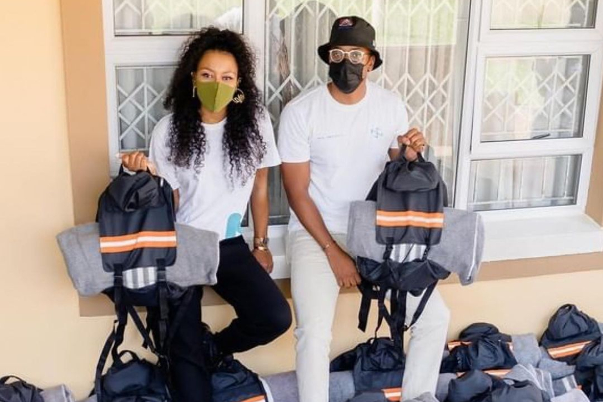 DJ Zinhle And Co Fed 1000 Homeless People During Easter