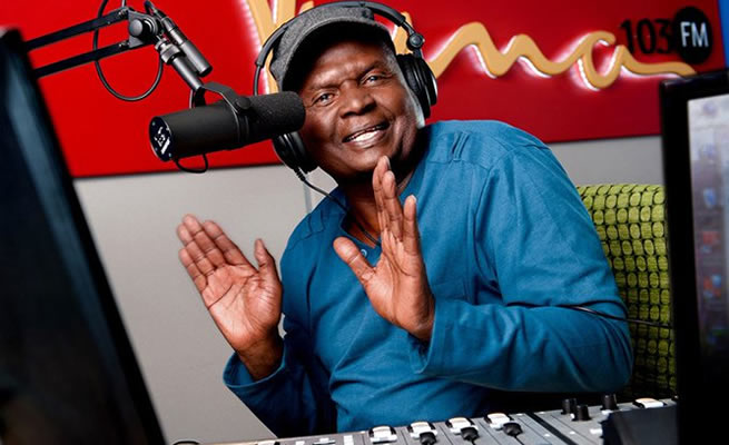 Former Metro FM DJ Grant Shakoane dies, Sports broadcaster Robert Marawa greatly pained