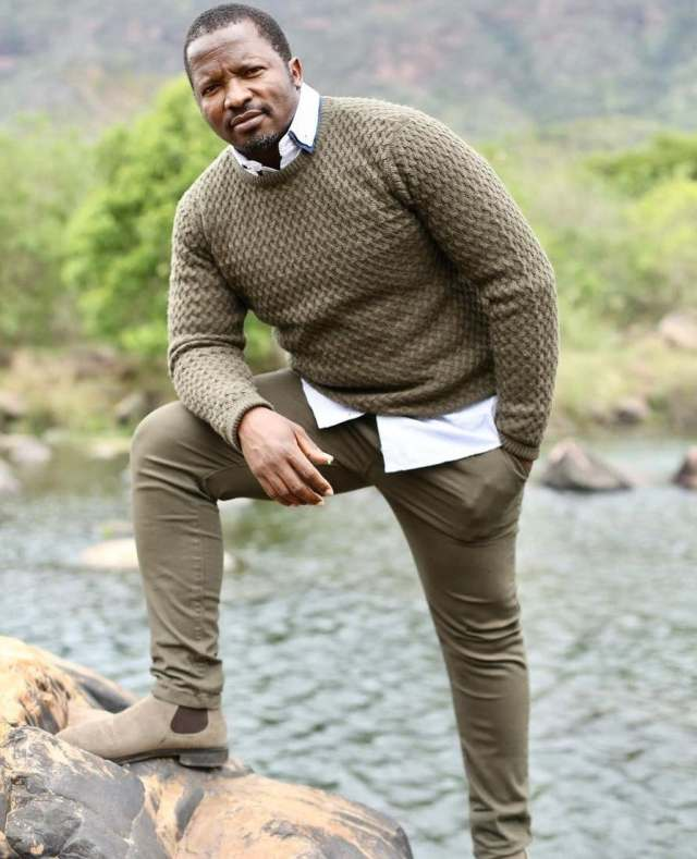 Here is how actor Jet Novuka (Captain Mpambani) will exit Uzalo