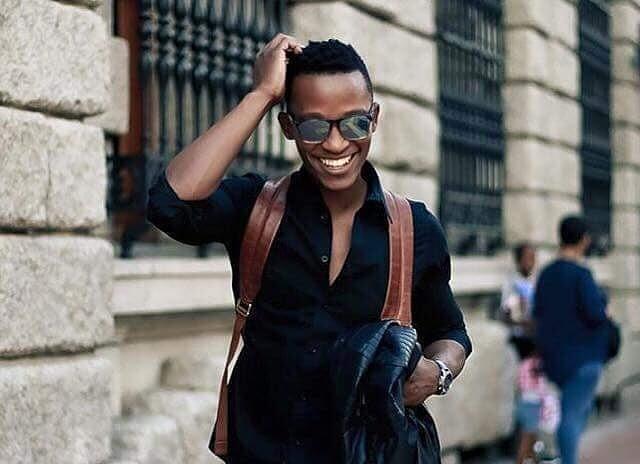 Disgraced TV host Katlego Maboe makes a shocking come back