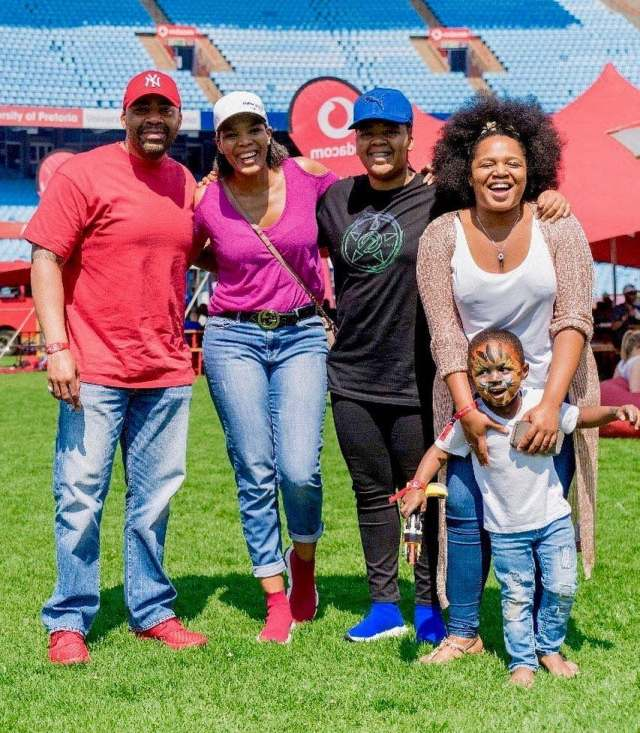 Connie Ferguson's grandson King Ronewa makes his acting debut on Rockville