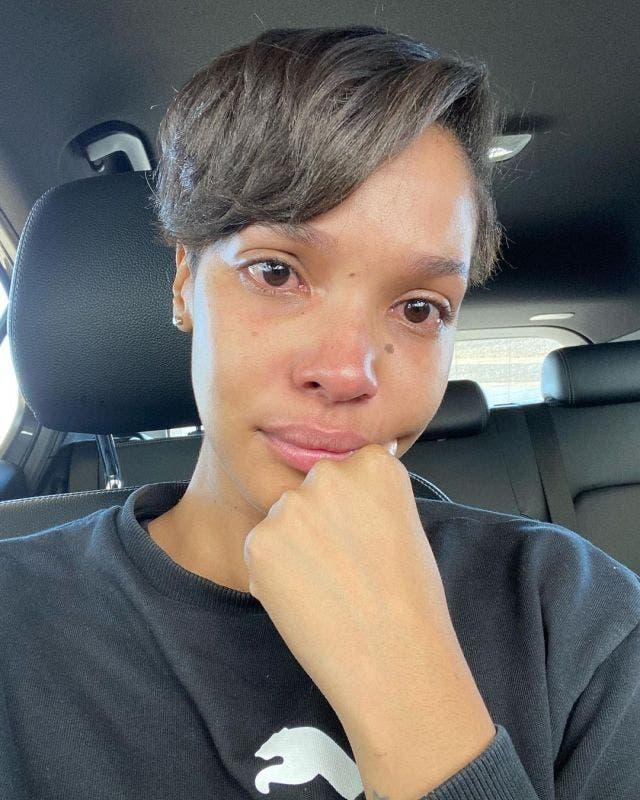 Social media bullies leave former Miss SA Liesl Laurie in tears