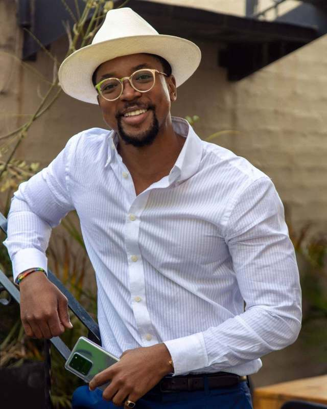 It's a baby girl – Congratulatory messages pour in for Maps Maponyane: Photo