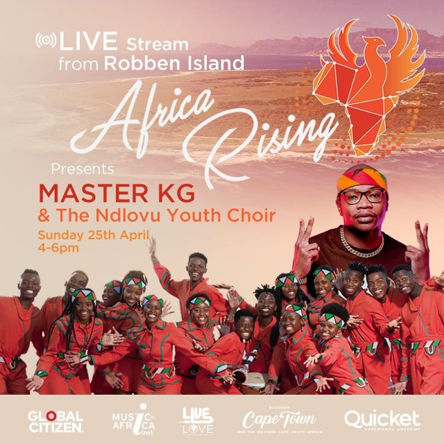 Master KG and Ndlovu Youth Choir Join Forces