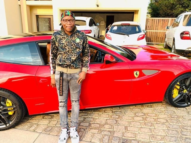 Inside Master KG's million-dollar car collection – Pictures