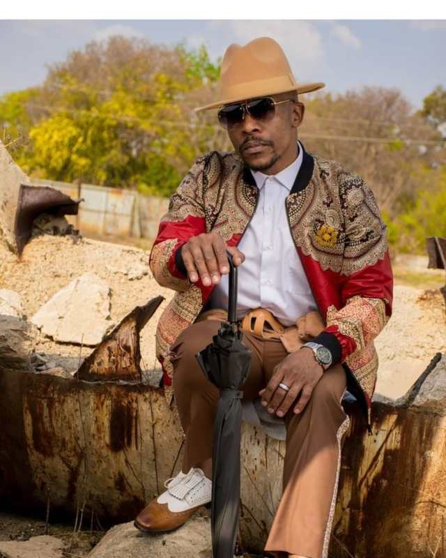 How R20 and a gun changed Rhythm City actor Suffocate (Mduduzi Mabaso)