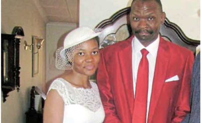 IPHC bishop Sandlana fakes own wife's death & inherits her wealth; Wife finds own death certificate