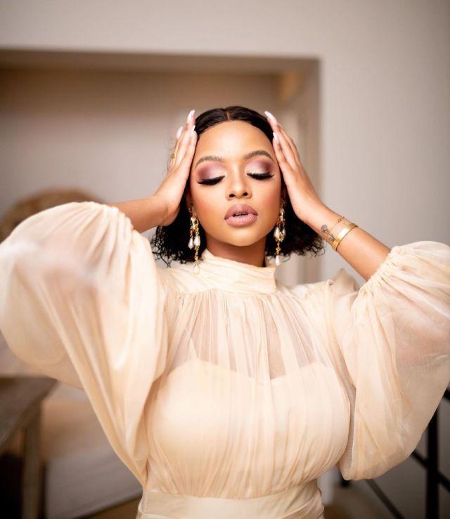 Influencer Mihlali Ndamase bags 1st acting gig on Rhythm City – Mzansi reacts