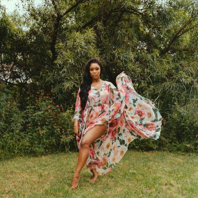 Minnie Dlamini serves hot body goals – Photos