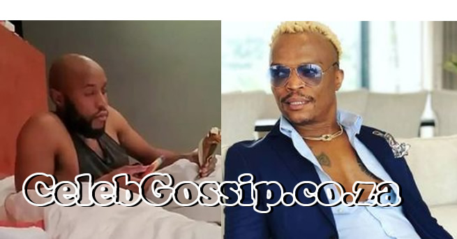 Somizi now looking for a rich boyfriend to replace Mohale after Ben 10 Mohale showed him flames