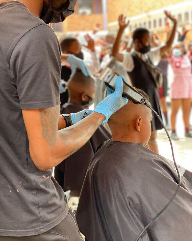 Mohale donates to disadvantage kids in schools – Photos