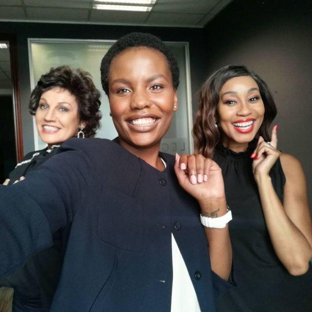 Actress Mona Monyane bags new role on Legacy